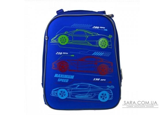 Шкільний каркасний рюкзак YES H-12 «Maximum Speed» 16,5 л (555954)