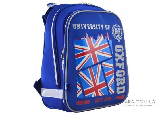 Шкільний каркасний рюкзак YES H-12 «Oxford» 16,5 л (555956)