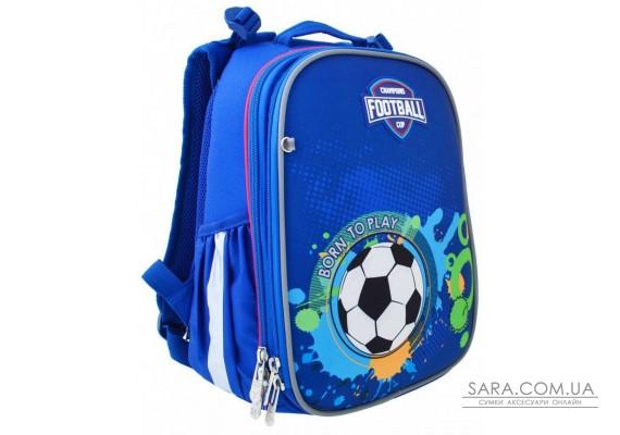 Шкільний каркасний рюкзак YES H-25 «Born To Play» 15 л (556183)