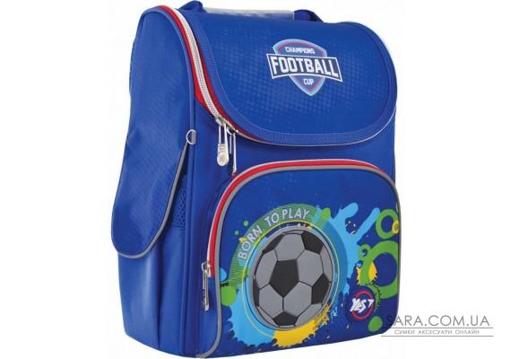 Шкільний каркасний рюкзак YES H-11 «Born To Play» 12 л (556144)