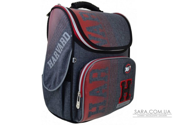 Шкільний каркасний рюкзак YES H-11 «Harvard» 12 л (556159)