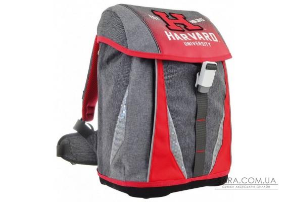 Шкільний каркасний рюкзак YES H-32 «Harvard» 18 л (556225)