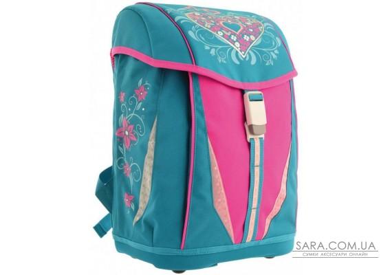 Шкільний каркасний рюкзак YES H-32 «Heart» 18 л (556233)