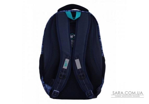 Шкільний рюкзак YES T-25 Discovery «Grey» 18,5 л (557047)