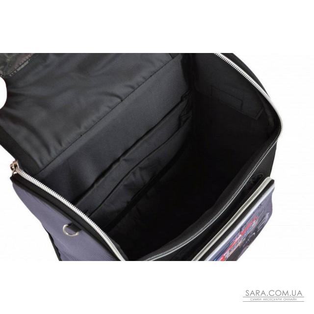Шкільний каркасний рюкзак Smart 26х34х14 см 12 л для хлопчиків PG-11 Extreme power (554543)