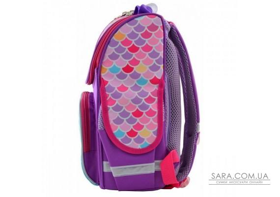 Шкільний каркасний рюкзак Smart 12 л для дівчаток PG-11 «Mermaid» (555934)