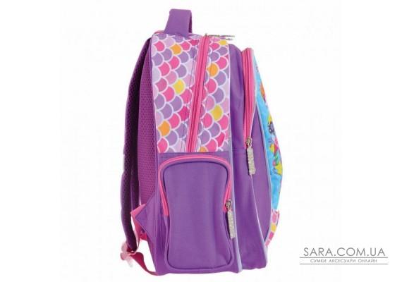 Шкільний рюкзак Smart 14 л для дівчаток ZZ-02 «Mermaid» (556813)