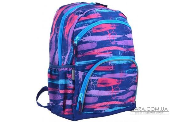 Шкільний рюкзак Smart 30х40х13 см 16 л для дівчаток SG-21 Trait (555400)