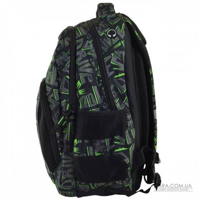 Шкільний рюкзак Smart 16,5 л для хлопчиків SG-25 «Drive» (557113)