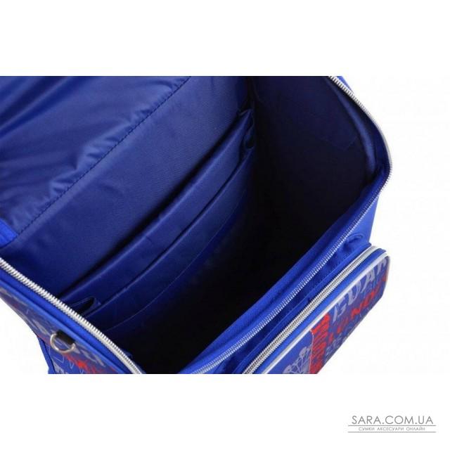 Шкільний каркасний рюкзак Smart 26х34х14 см 12 л для хлопчиків PG-11 London (554525)