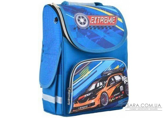 Шкільний каркасний рюкзак Smart 26х34х14 см 12 л для хлопчиків PG-11 Extreme (554549)