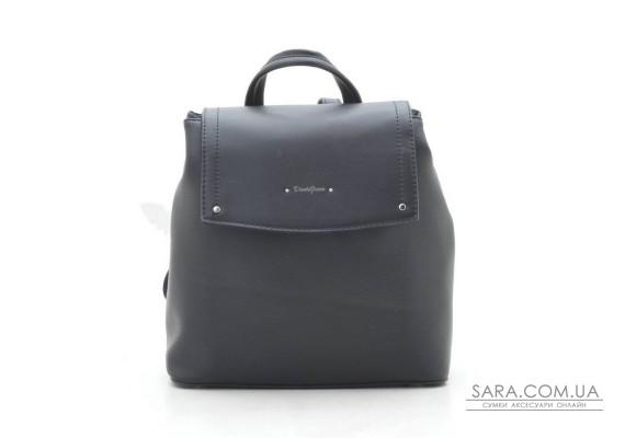 Рюкзак David Jones 6124-2T black