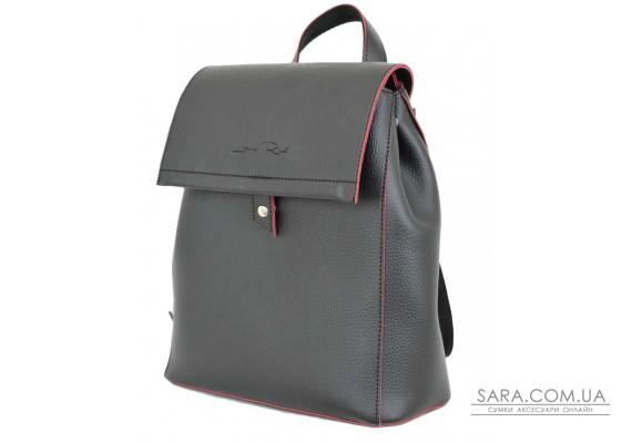 608 рюкзак чорний чн Lucherino