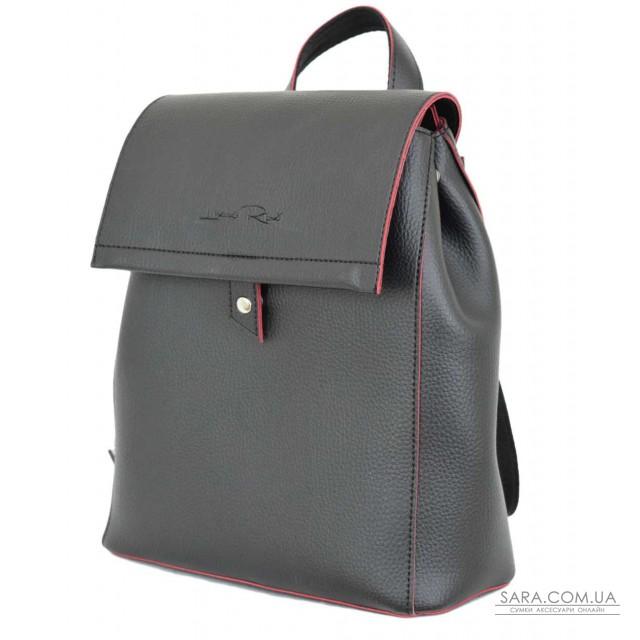 Купити 608 рюкзак чорний чн Lucherino дешево. Україна