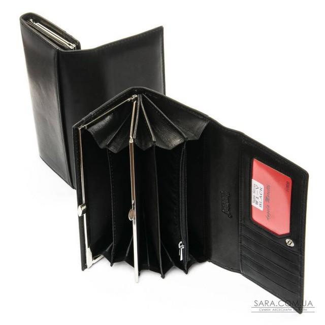 Кошелек NAPPA кожа ALESSANDRO PAOLI W1-V black Podium дешево.