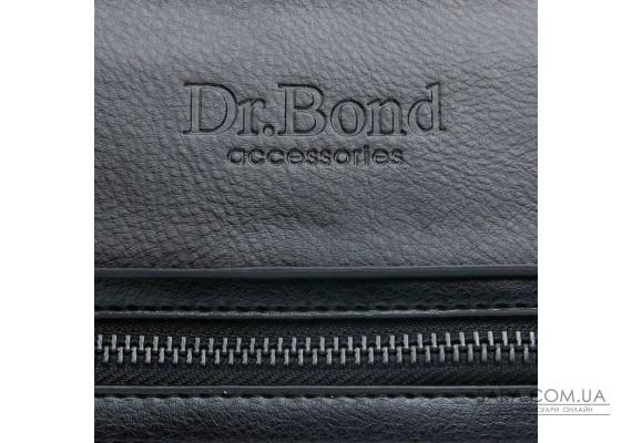 Сумка Чоловіча Планшет шкірзамінник DR. BOND GL 317-2 black
