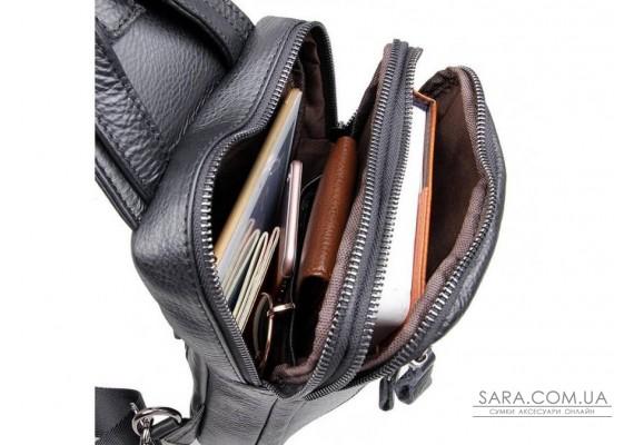 Шкіряний рюкзак Tiding Bag 4006A