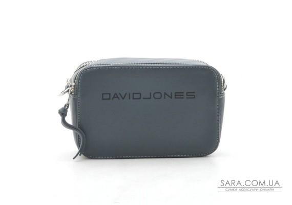 Клатч David Jones 6169-1 d. green