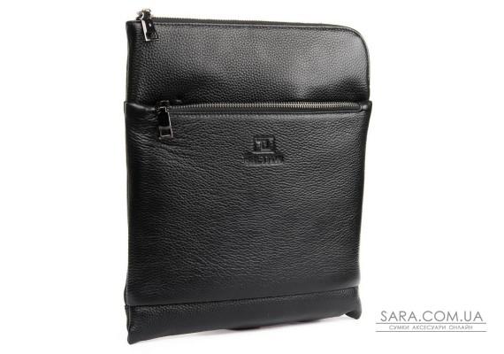 Сумка Мужская Планшет кожаный BRETTON BP 3565-3 black