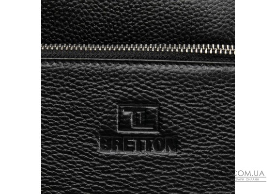 Сумка Чоловіча Планшет шкіряний BRETTON BP 3565-3 black