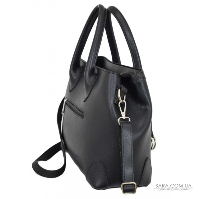 Купити 621 сумка чорна Lucherino дешево. Україна