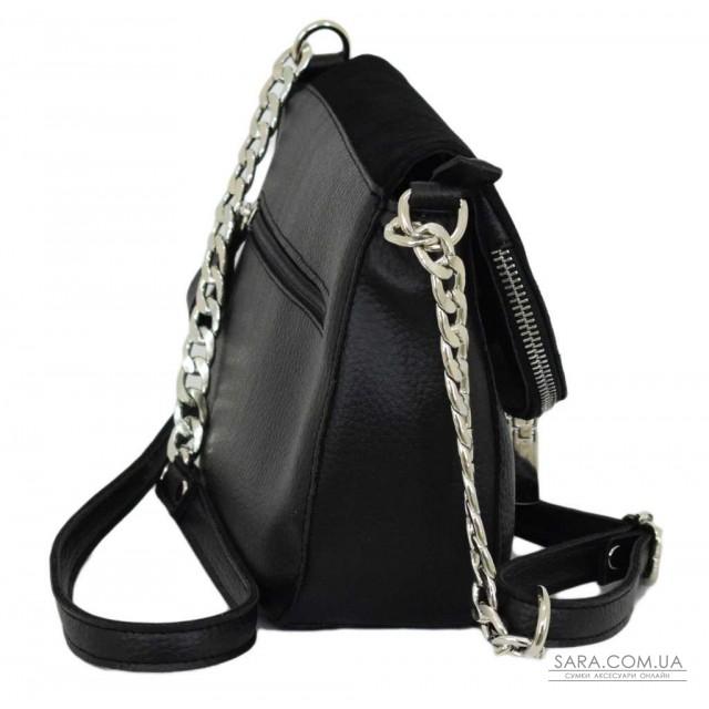 Купити 626 сумка замш чорна Lucherino дешево. Україна