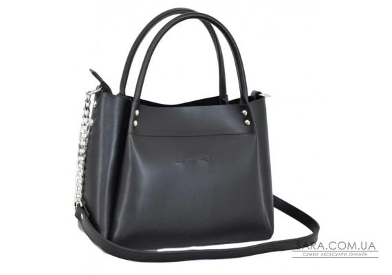 529 сумка черная н Lucherino