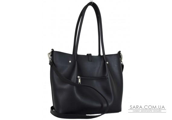 620 сумка чорна н Lucherino