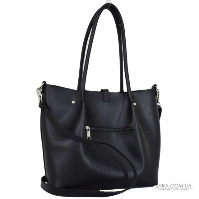 Купити 620 сумка чорна н Lucherino дешево. Україна
