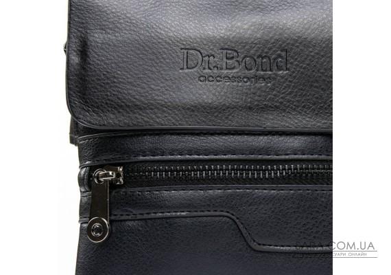 Сумка Чоловіча Планшет шкірзамінник DR. BOND GL 303-0 black