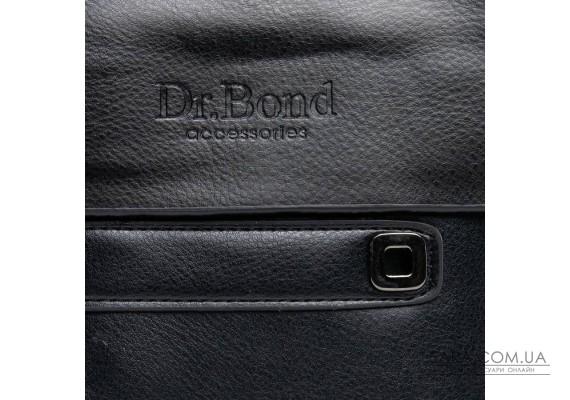 Сумка Чоловіча Планшет шкірзамінник DR. BOND GL 512-1 black