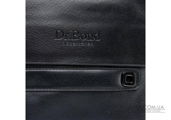 Сумка Чоловіча Планшет шкірзамінник DR. BOND GL 512-2 black