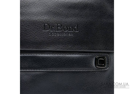 Сумка Мужская Планшет иск-кожа DR. BOND GL 512-2 black