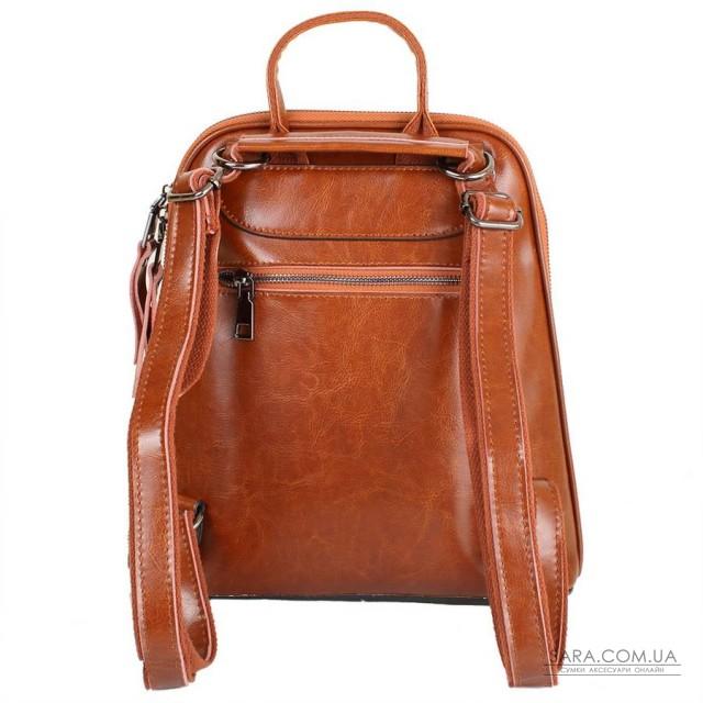 Жіночий шкіряний рюкзак ETERNO (ЭТЕРНО) RB-GR3-801LB-BP