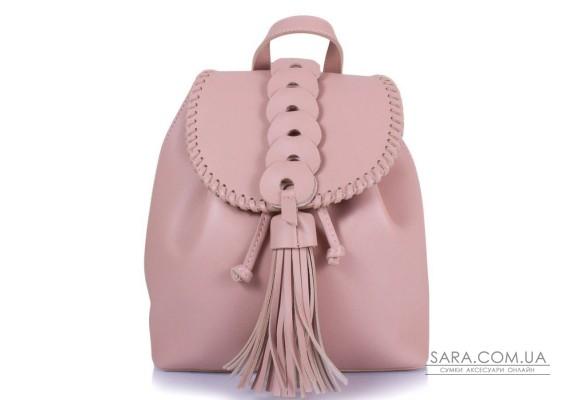 Рюкзак жіночий з якісного шкірозамінника ETERNO (ЭТЕРНО) ETK4374-nude-Y
