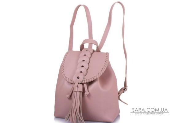 Рюкзак жіночий з якісного шкірозамінника ETERNO (ЭТЕРНО) ETK4374-nude