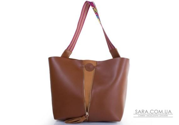 Женская сумка-трансформер из качественного кожезаменителя ETERNO (ЭТЕРНО) ETK719-10