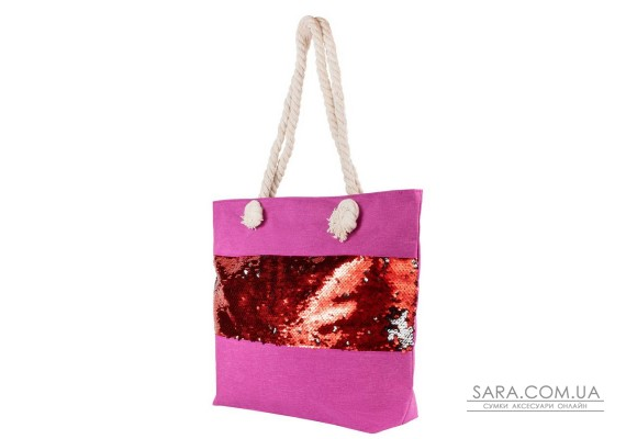 Жіноча пляжна тканинна сумка ETERNO (ЭТЕРНО) ETA29348-3