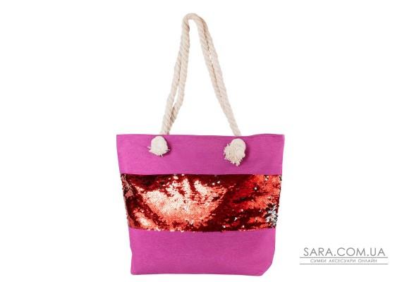 Женская пляжная тканевая сумка ETERNO (ЭТЕРНО) ETA29348-3