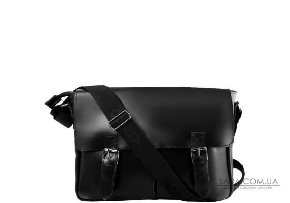 Мужская кожаная сумка ETERNO (ЭТЕРНО) AN-K133BL