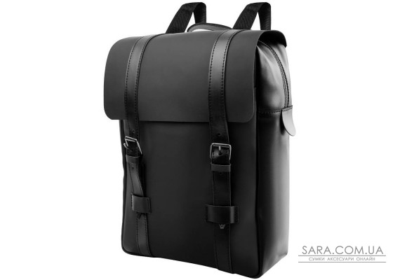 Мужской кожаный рюкзак ETERNO (ЭТЕРНО) AN-K144BL