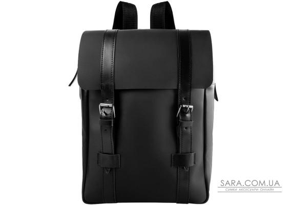 Чоловічий шкіряний рюкзак ETERNO (ЭТЕРНО) AN-K144BL