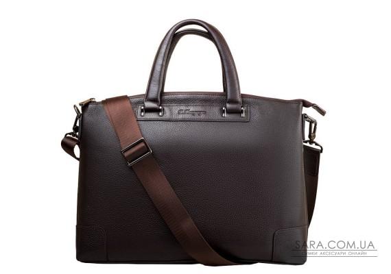 Шкіряна чоловіча сумка з кишенею для ноутбука ETERNO (ЭТЭРНО) RB-M38-9160-2C