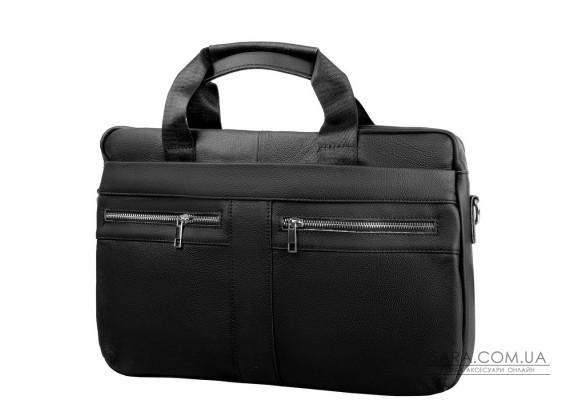 Шкіряна чоловіча сумка з кишенею для ноутбука ETERNO (ЭТЭРНО) RB-BX1120A