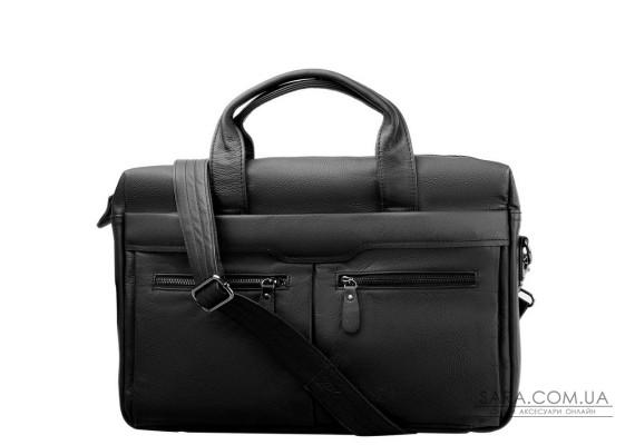 Шкіряна чоловіча сумка з кишенею для ноутбука ETERNO (ЭТЭРНО) RB-9005A