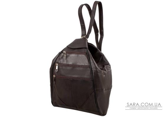 Жіночий шкіряний рюкзак-гітара TUNONA (ТУНОНА) SK2404-30