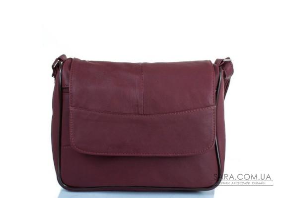 Женская кожаная сумка-почтальонка TUNONA (ТУНОНА) SK2416-17