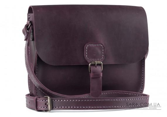 Женская сумка из натуральной кожи Handy Марсала