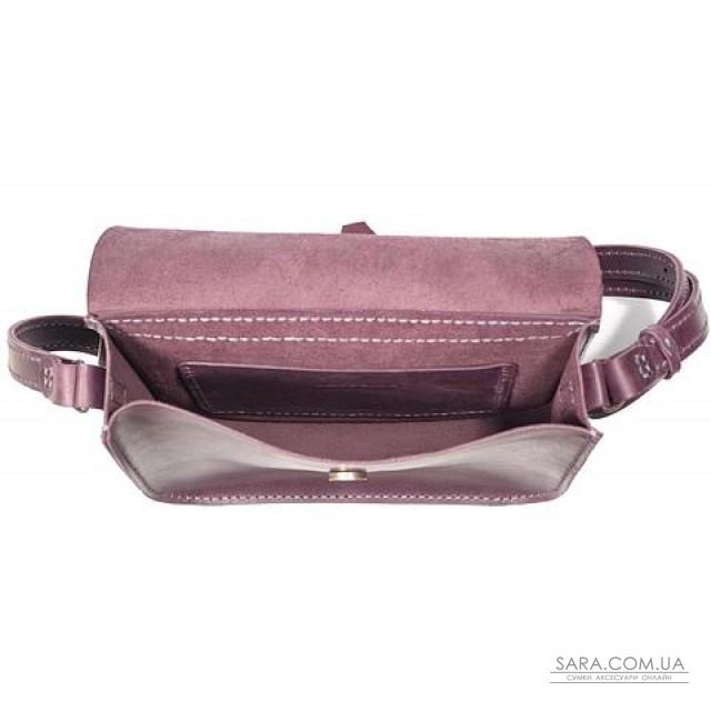 Жіноча сумка з натуральної шкіри Handy Марсала дешево