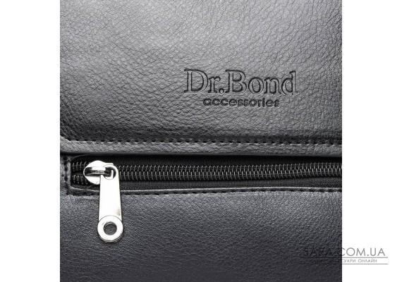 Сумка Чоловіча Планшет шкірзамінник DR. BOND GL 213-2 black